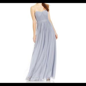 Adrianna Papell Tulle Covertible Gown